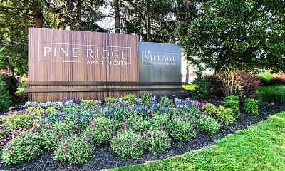 Community Signage, The Village At Pine Ridge, 1