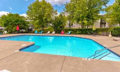 Pool, Plymouth Ridge Apartments, 1