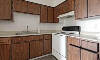 Kitchen, The Edge on 17, 1