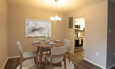 Dining Room, Park Place of South Park, 1