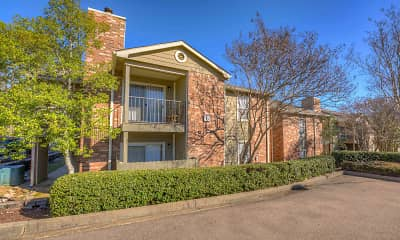 Building, Pear Orchard Apartments, 2