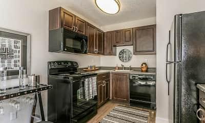 Kitchen, Stratus Townhomes, 0