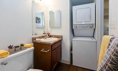 Bathroom, Cambrian Apartments, 2