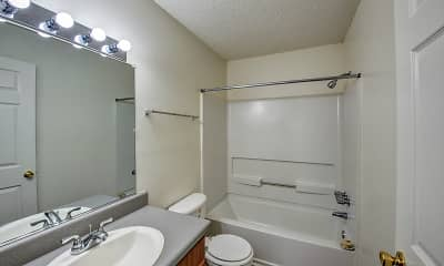Bathroom, Wellington Place, 2