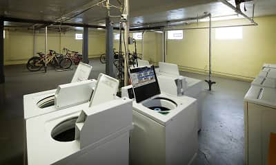 Storage Room, Aberdeen Apartments, 2