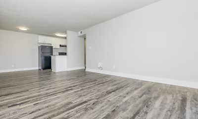 Living Room, Stone Canyon, 1