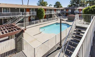 Pool, EverGreen on Hayden Lane, 2