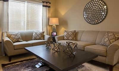 Living Room, Springrove, 1