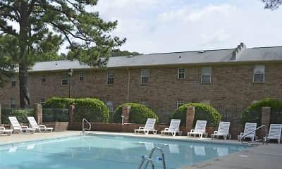 Pool, Riverdale Clayton, 1