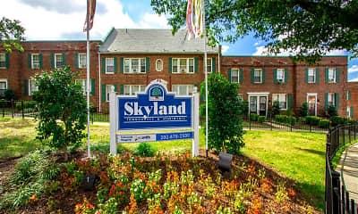 Skyland Apartments, 0
