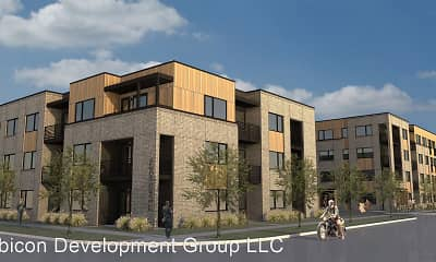 Building, St. Barts Apartments, 0