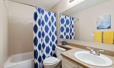 Bathroom, Fulton's Crossing, 2