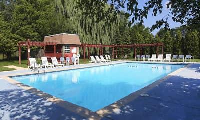 Pool, Shadow Creek, 2