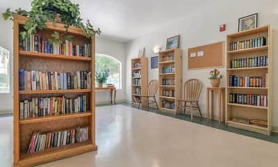 Living Room, Lancaster Village Senior Apartments, 2
