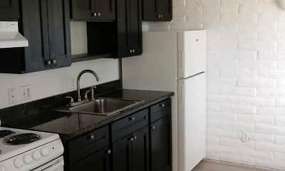 Kitchen, Mountain Plaza, 0