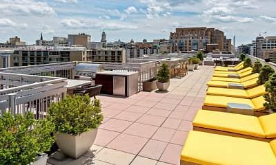 Patio / Deck, Latrobe Apartments, 0
