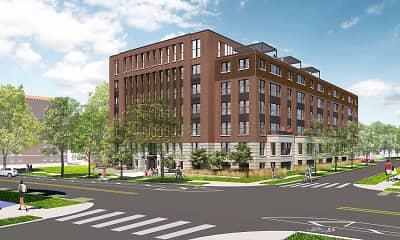 Building, Five Twenty East, 2