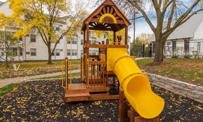 Playground, Lemay Lake Apartments, 2