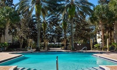 Pool, Summerhill Apartments, 0
