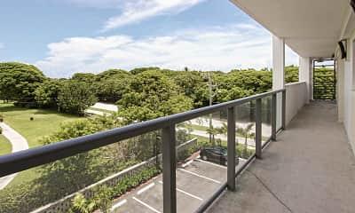 View, Ocean 601 Apartments, 1