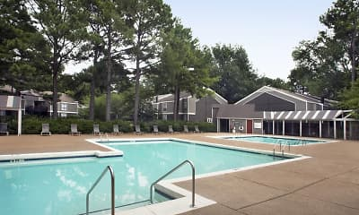 Pool, Greenbrook at Shelby Farms, 1