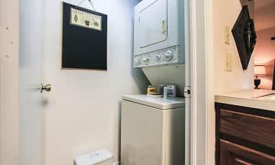 Bathroom, The Barrington, 2
