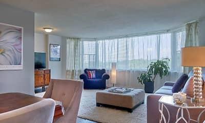 Living Room, Hill House, 2