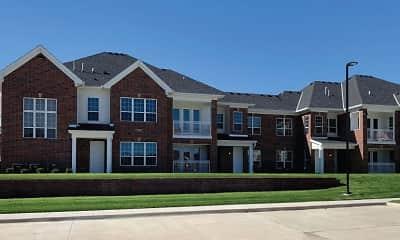 Building, BelleMeade Apartments, 2
