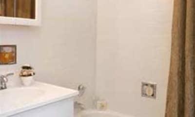 Bathroom, Times Square, 2