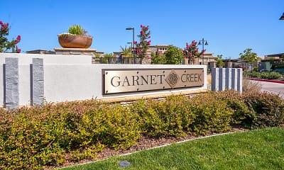 Community Signage, Garnet Creek, 2