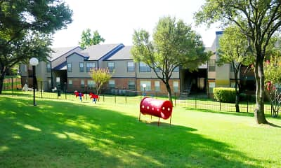 surrounding community featuring an expansive lawn, Trinity, 2