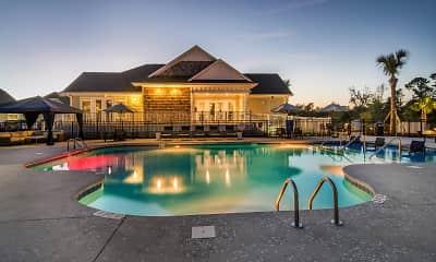 Pool, Myrtle Landing Townhomes, 1
