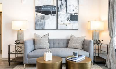 Living Room, Amberleigh South, 2