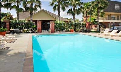 Pool, Bridgeway Apartments and Townhomes, 2