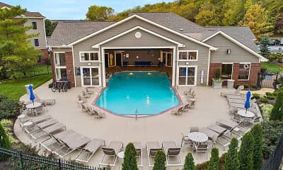 Pool, Cornerstone Apartments, 0