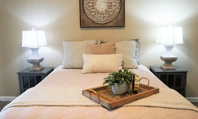Bedroom, Copper Leaf Residence, 0