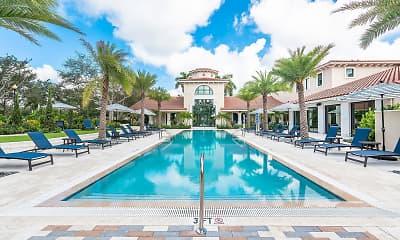 Pool, Cortland Portofino Place, 0