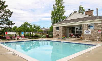Pool, The Enclave, 0