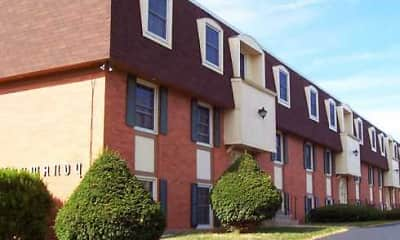 Building, Homewood Manor Apts, 1