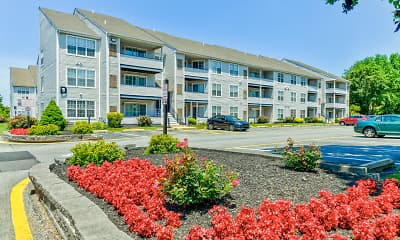 Building, Woodmill Apartments, 0