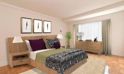 Bedroom, The Falls at Roland Park, 0