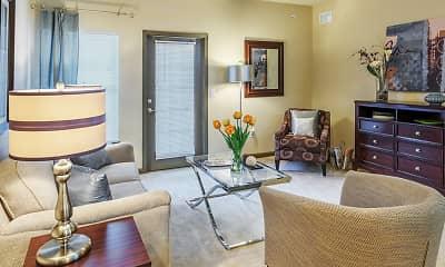 Living Room, Verandas at Southwood, 2