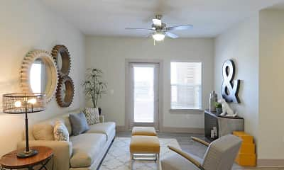 Living Room, Palladium Midland, 1