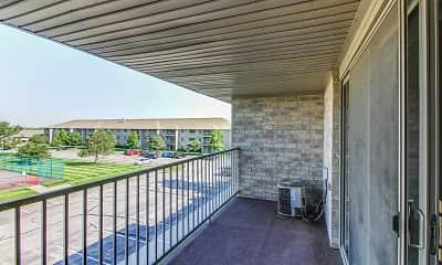 Patio / Deck, East Hampton Estates, 2
