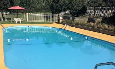 Pool, Pheasant Run, 1