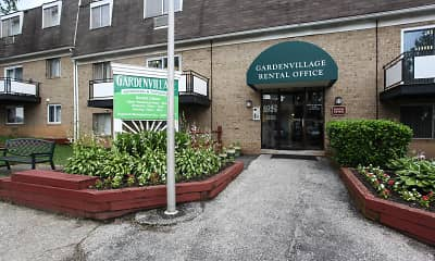 Community Signage, Gardenvillage Apartments & Townhouses, 2