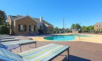 Pool, Charleston Oaks, 0