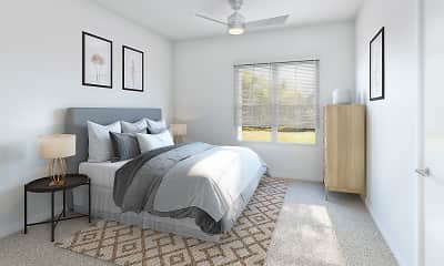 Bedroom, Alvera at the Meadows, 2