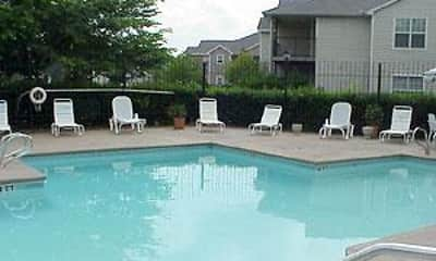 Pool, The Mews Apartments, 2