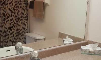 Bathroom, Walden Village, 2